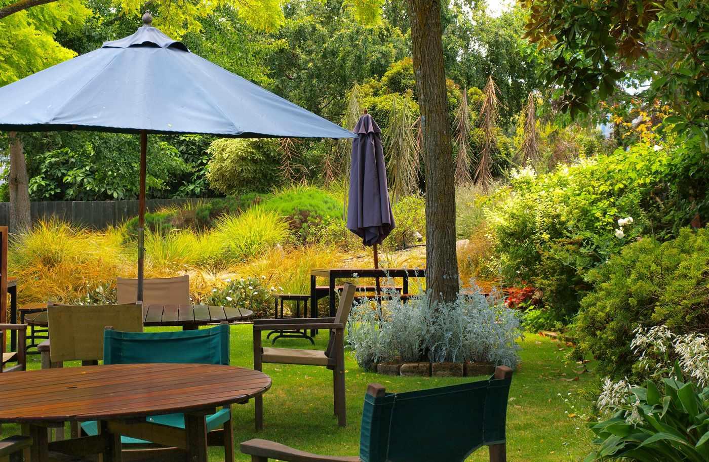 Πώς επιλέγω την κατάλληλη ομπρέλα για τον κήπο μου;